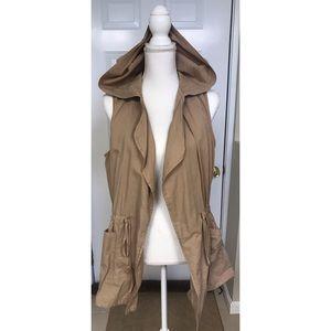 Romeo+Juliet Couture Utility Vest - L